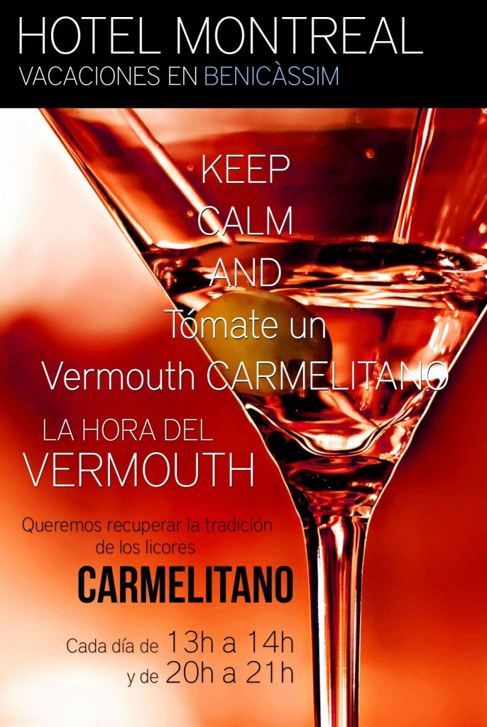 La hora del Vermut Carmelitano