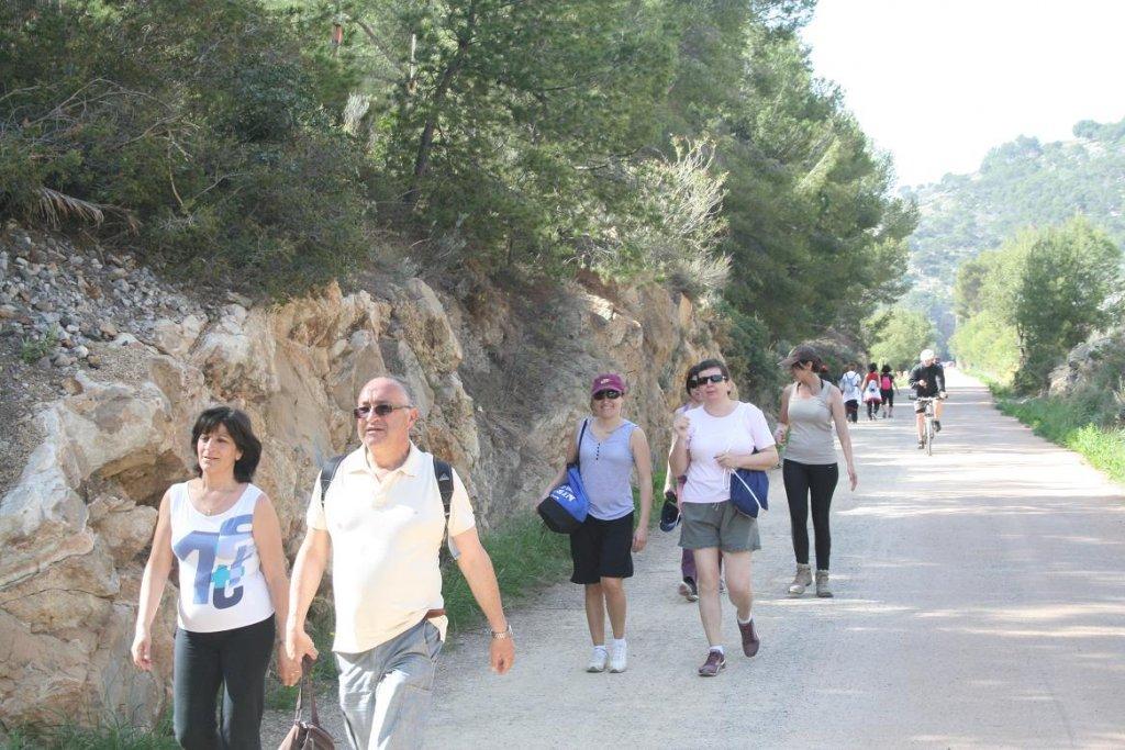 Vía Verde del Mar (1) La joya del Mediterráneo