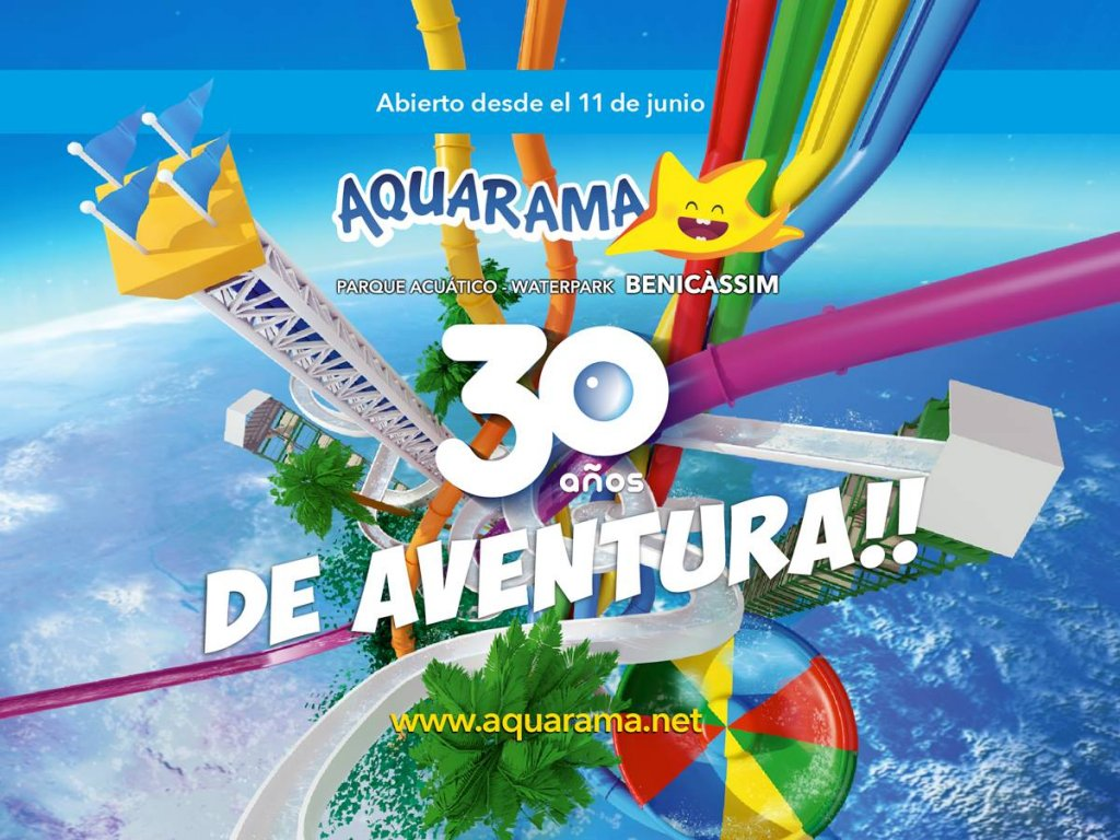 Aquarama 30 Aniversario