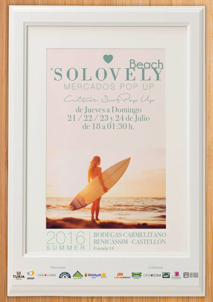 Solovely Beach. Carmelitano