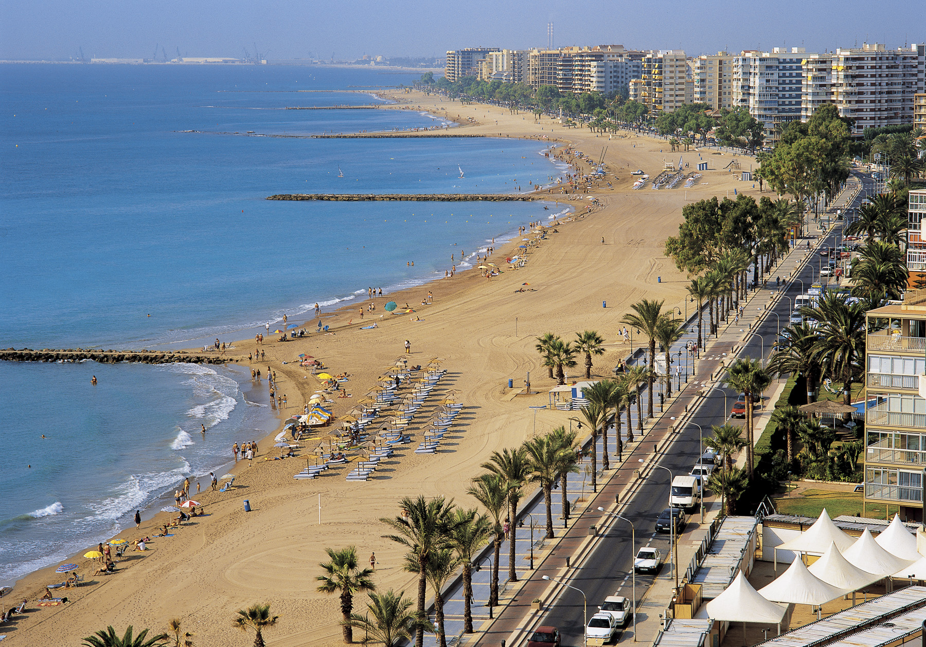 Playas de Benicàssim