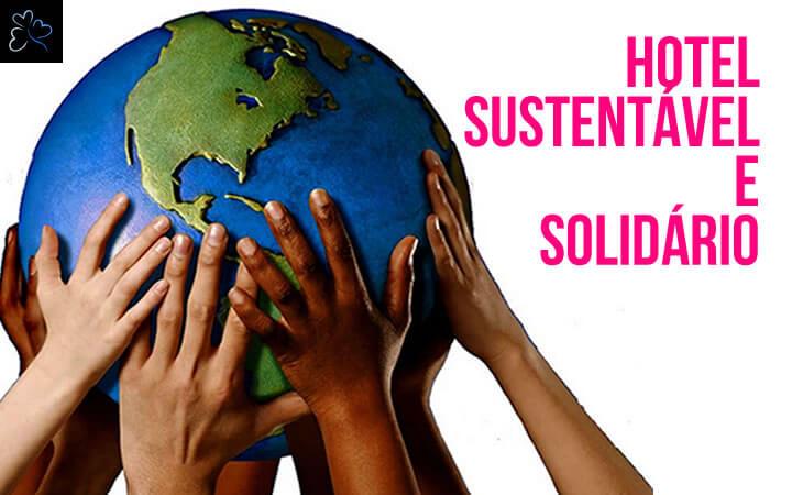 Hotel Sustentável e Solidário