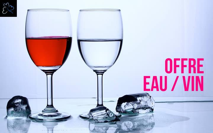 Offre Eau et Vin Comprise