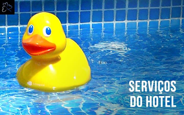 Serviços do Hotel