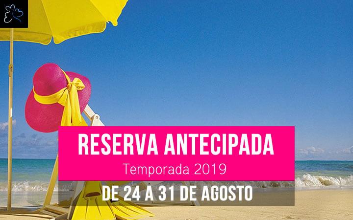 Reserva Antecipada