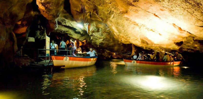 Navigable Caves San José. Vall d'Uxó